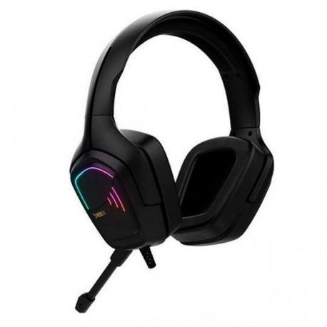 Headset Gamdias Hebe E2 Rgb Usb C/ Microfone - HEBE E2