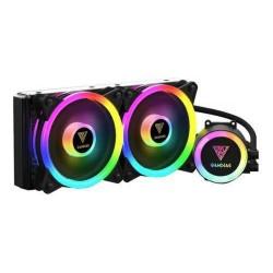 Water Cooler Gamdias Chione Lite RGB 240mm - M2-240 - Cooler Master