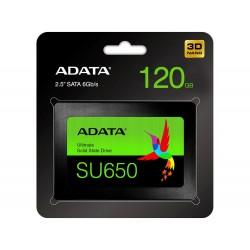 SSD WD Green, 120GB, SATA, Leitura 545MB/s, Gravação 430MB/s - WDS120G2G0A