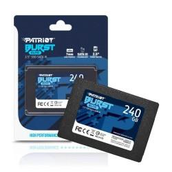 HD SSD 240gb  Patriot Burst Elite
