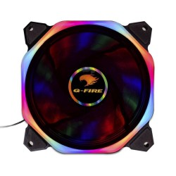 Cooler Para Gabinete Pixxo Rainbow 120x120x25mm - Ew2412r