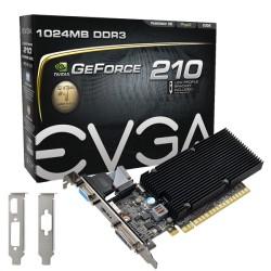 Placa De Vídeo Evga Geforce 210 1gb Ddr3 01g-p3-1313-kr